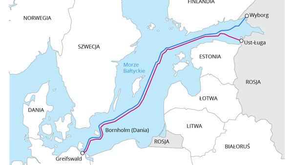 Gazociąg Nord Stream - Sputnik Polska