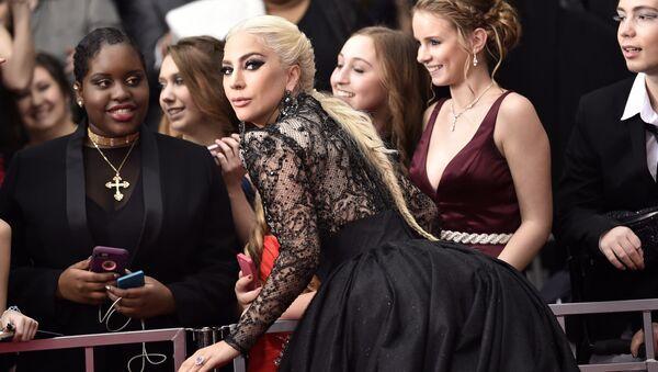 Amerykańska piosenkarka Lady Gaga - Sputnik Polska