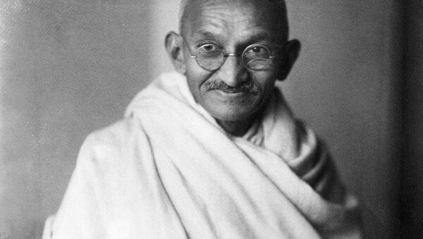 Mahatma Gandhi - Sputnik Polska
