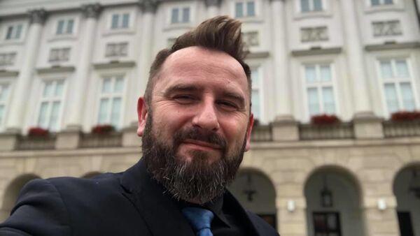 Piotr Liroy-Marzec Liroy - Sputnik Polska