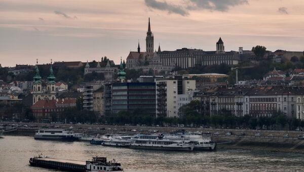 Budapeszt, Węgry - Sputnik Polska