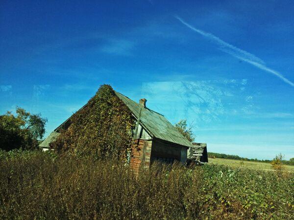 Opuszczone domy - Sputnik Polska