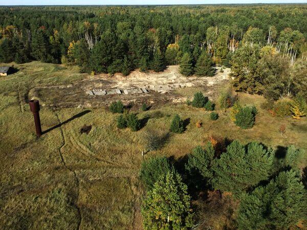Cmentarzysko odpadów promieniotwórczych - Sputnik Polska