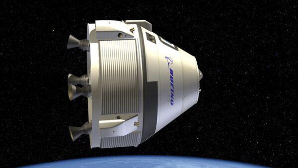 Statek kosmiczny Boeing kosmos - Sputnik Polska