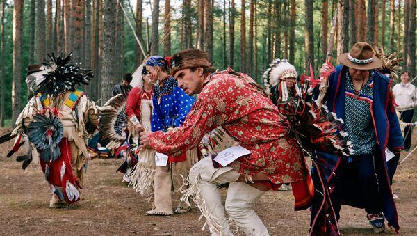 Festiwal indiańskiej kultury  - Sputnik Polska