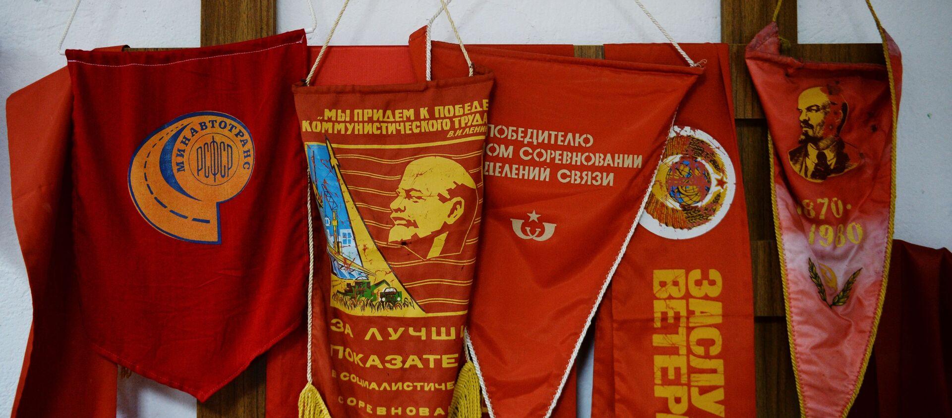 Muzeum rzeczy z epoki radzieckiej Zrobione w ZSRR w Jekaterynburgu - Sputnik Polska, 1920, 28.01.2021