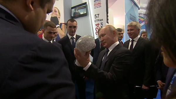 Kto złamał Putinowi nos? - Sputnik Polska
