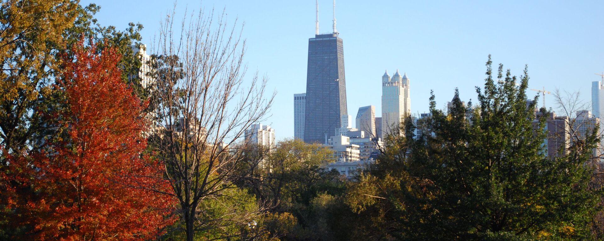 Chicago - Sputnik Polska, 1920, 26.09.2020