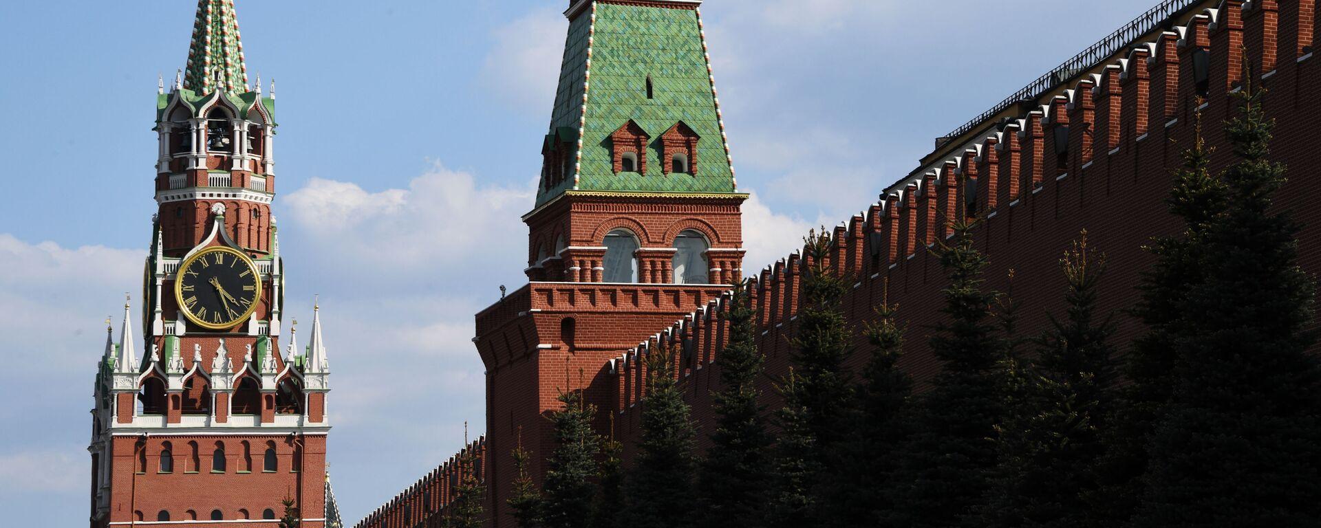 Kreml, Moskwa - Sputnik Polska, 1920, 28.09.2021