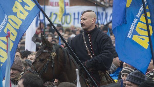 Sytuacja na Ukrainie - Sputnik Polska
