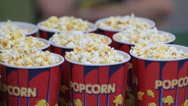 Popcorn - Sputnik Polska