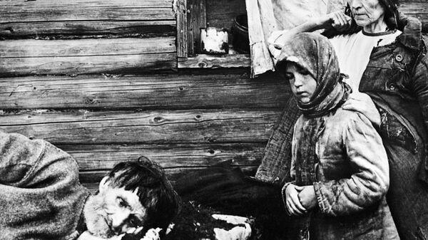 Wielki Głód na Ukrainie - Sputnik Polska