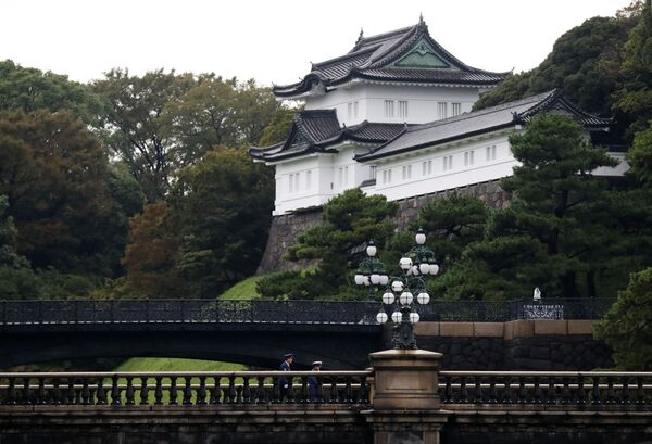 Pałac Cesarski w Tokio - Sputnik Polska
