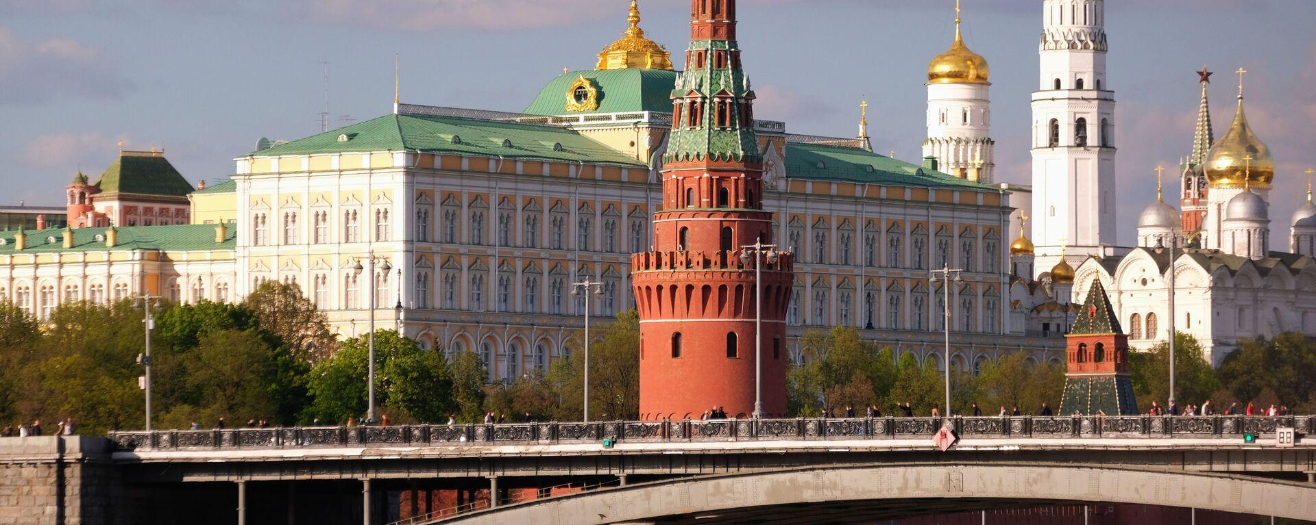Moskiewski Kreml - Sputnik Polska, 1920, 07.09.2021