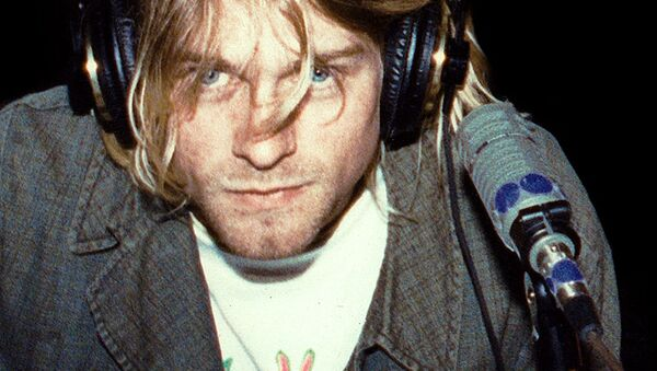 Kurt Cobain, 1991 - Sputnik Polska