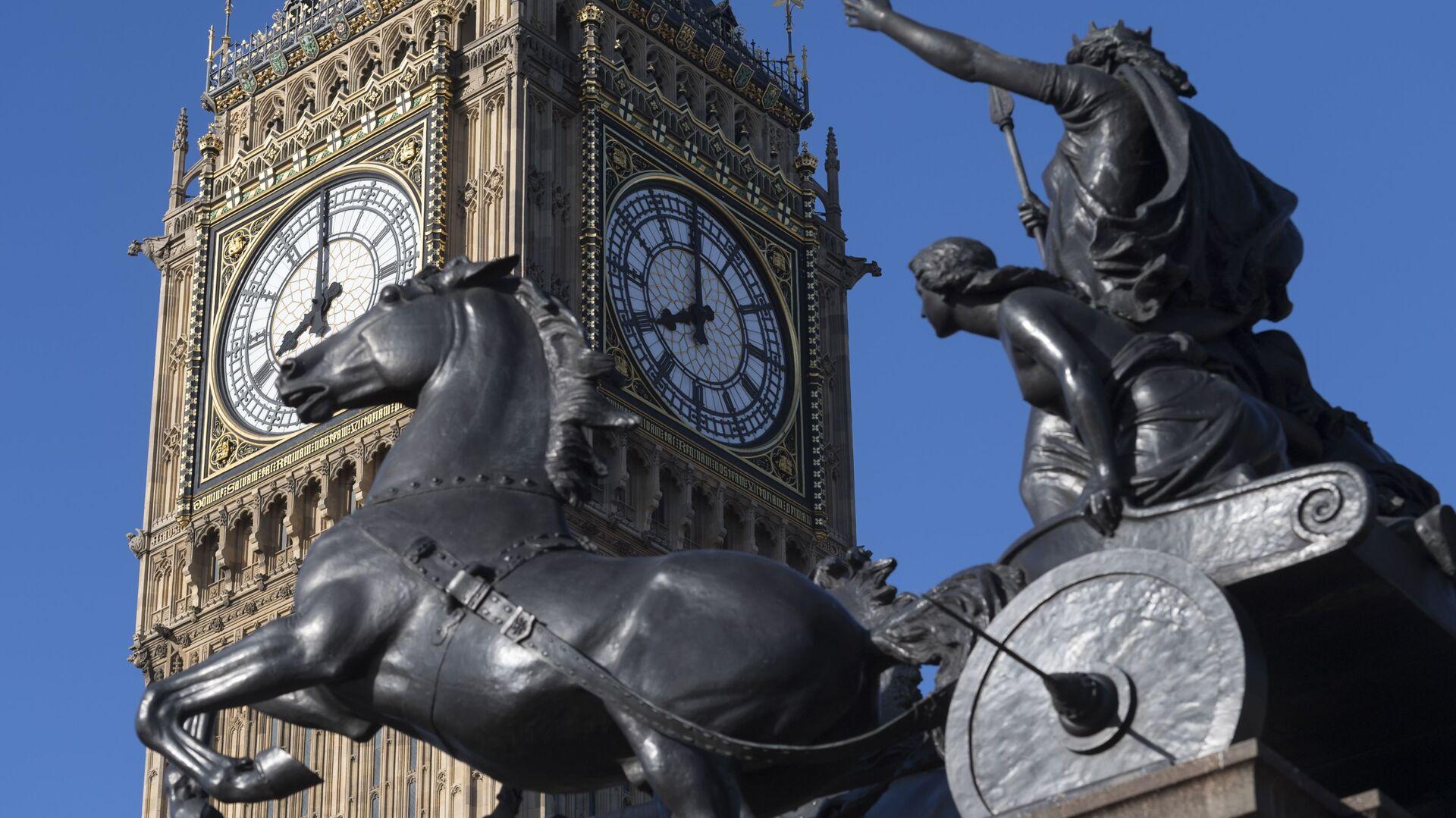 Big Ben, Londyn - Sputnik Polska, 1920, 04.10.2021