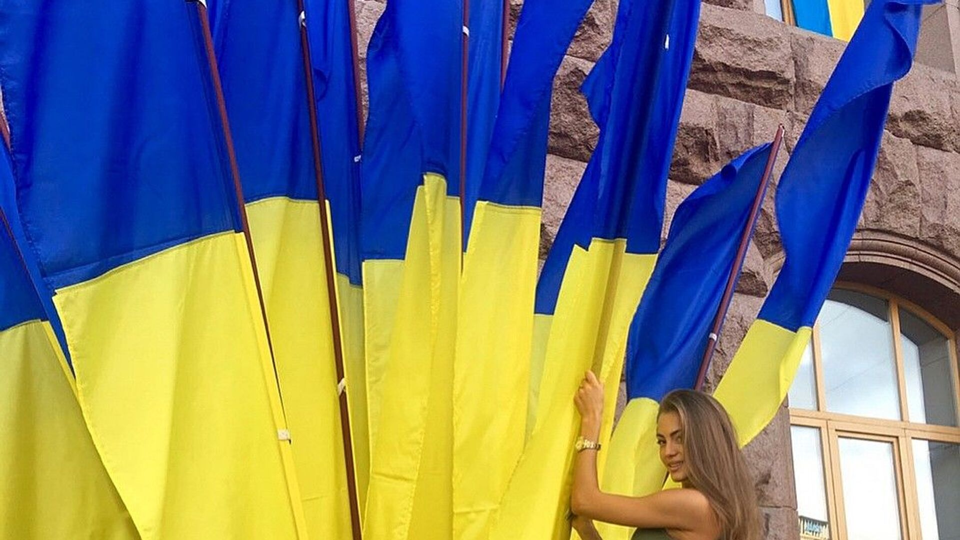 Miss Ukraina 2019 Margerita Pasza - Sputnik Polska, 1920, 18.09.2021