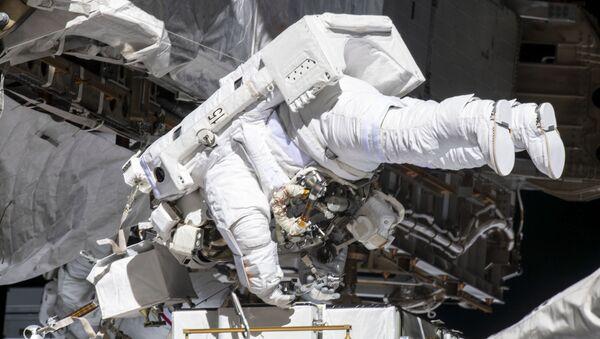 Astronautka NASA Christina Koch - Sputnik Polska