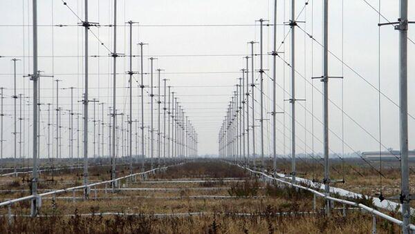 Radar pozahoryzontalny Podsołnuch - Sputnik Polska