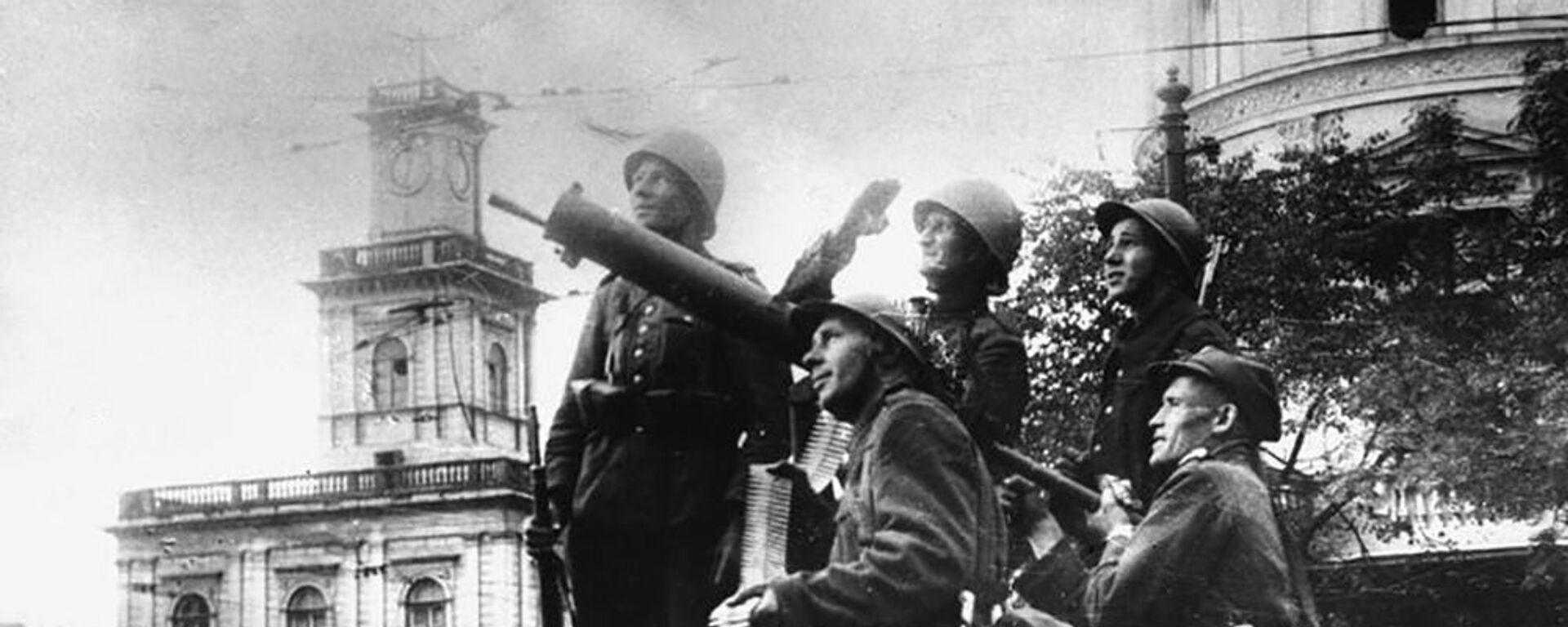 Polscy żołnierze, 1939 rok - Sputnik Polska, 1920, 19.12.2019