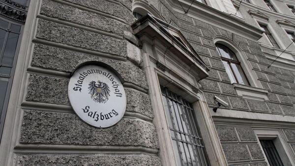 Budynek prokuratury w Salzburgu - Sputnik Polska