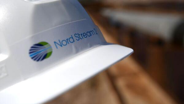 Logotyp Nord Stream - Sputnik Polska