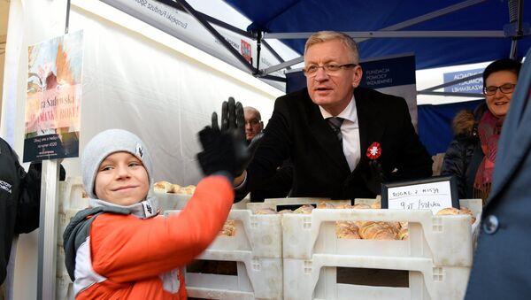 Jacek Jaśkowiak - Sputnik Polska