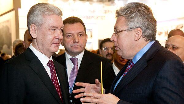 Andriej Czerniakow były szef korporacji Kosmos - Sputnik Polska
