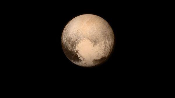 Zdjęcie Plutona z pokładu sondy NASA New Horizons - Sputnik Polska
