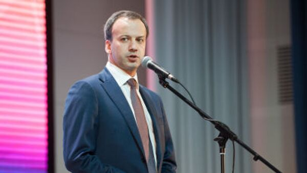 Wicepremier Rosji Arkadij Dworkowicz - Sputnik Polska