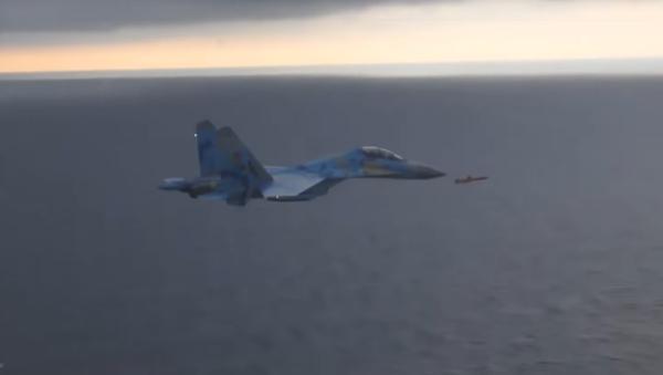 Testy ukraińskiej rakiety - Sputnik Polska