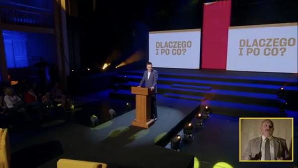 Szymon Hołownia - Sputnik Polska