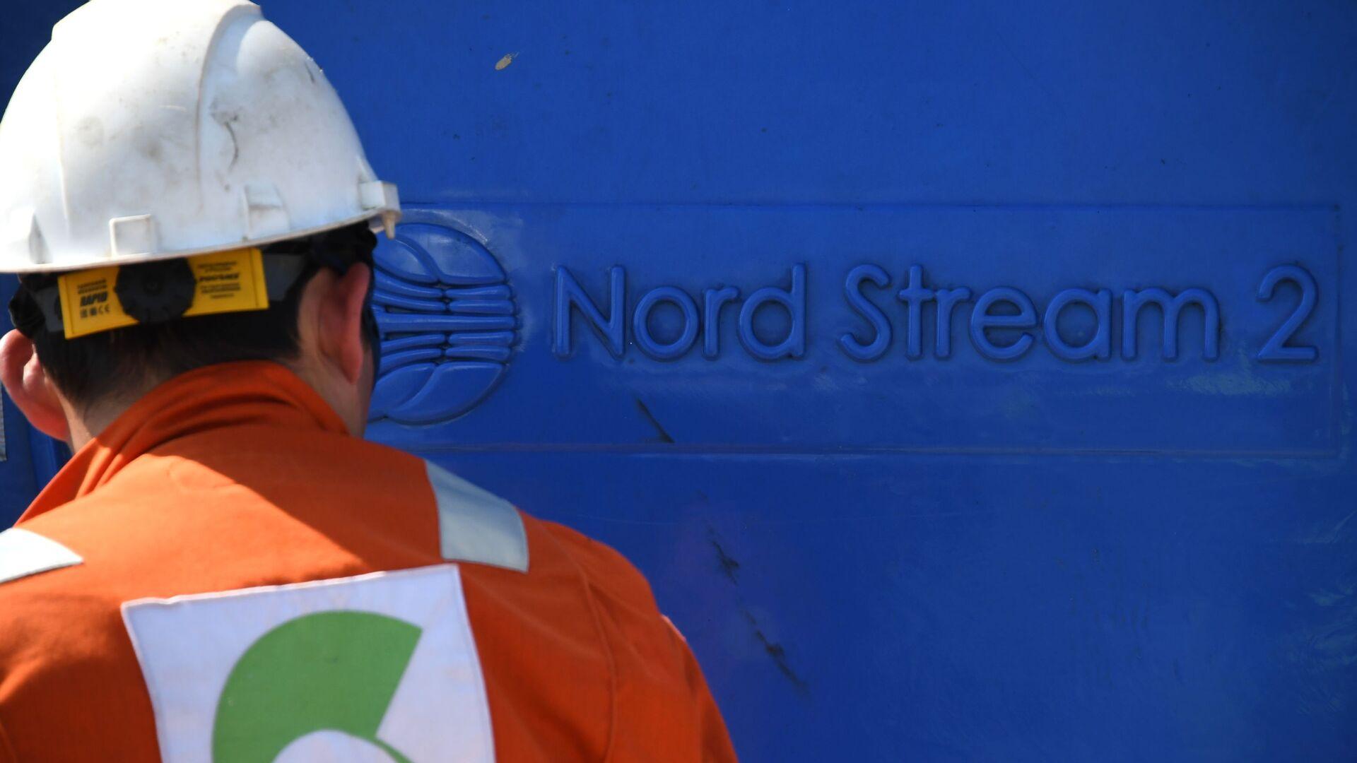 Budowa Nord Stream 2 - Sputnik Polska, 1920, 05.10.2021