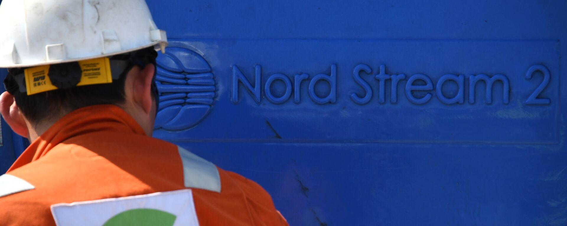 Budowa Nord Stream 2 - Sputnik Polska, 1920, 25.07.2021
