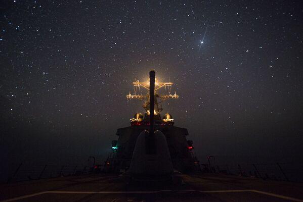 Niszczyciel USS Gonzalez - Sputnik Polska