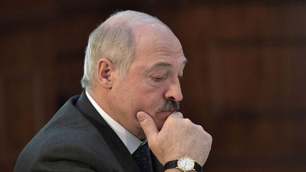 Aleksandr Łukaszenka - Sputnik Polska