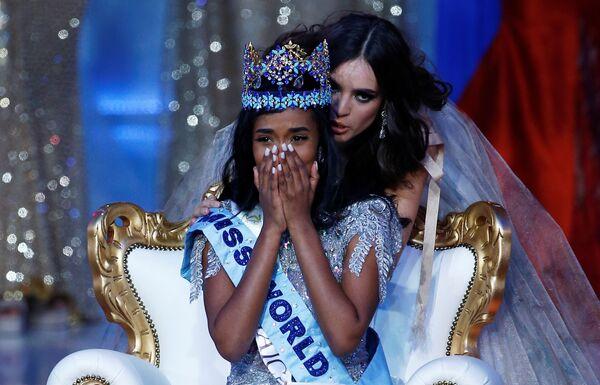 Miss World 2019 – 23-letnia Toni-Ann Singh z Jamajki - Sputnik Polska
