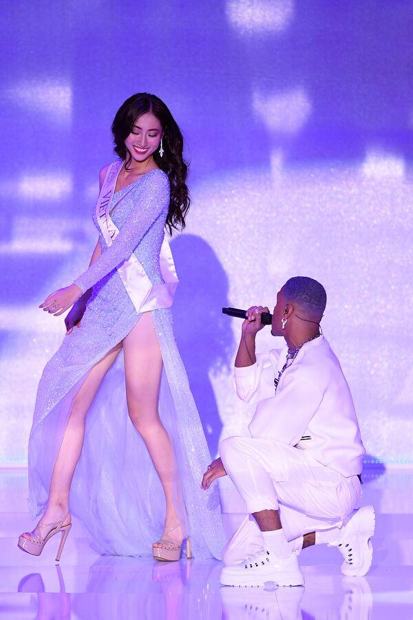 Miss Wietnamu Luong Thuy Linh - Sputnik Polska