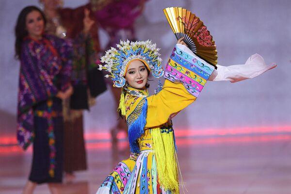 Miss Chin Li Peishan - Sputnik Polska