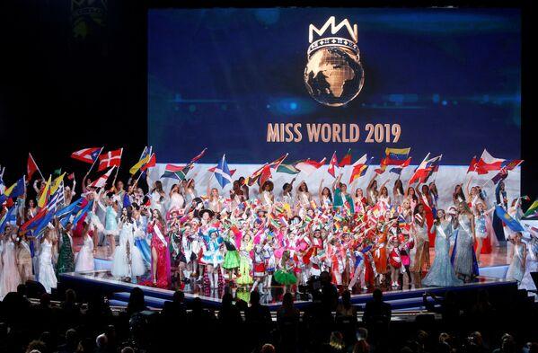 Finał konkursu Miss Świata 2019 - Sputnik Polska