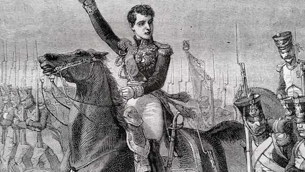 Francuski generał Charles-Etienne Gudin  - Sputnik Polska