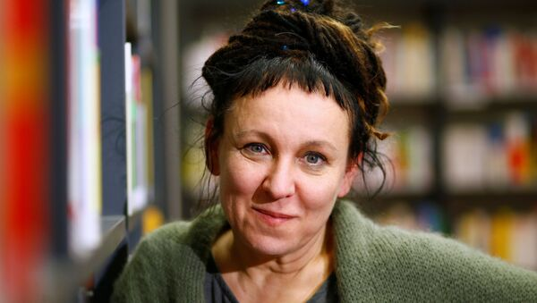 Olga Tokarczuk - Sputnik Polska