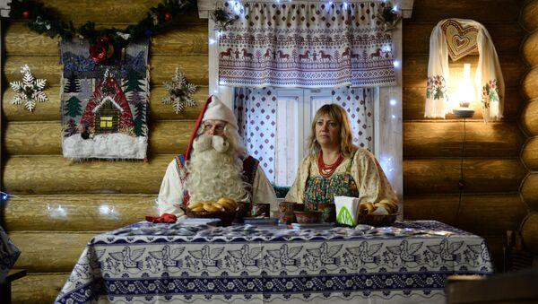 Święty Mikołaj - Sputnik Polska