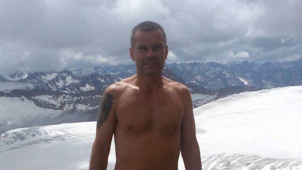 Oleg Rezanow - Sputnik Polska