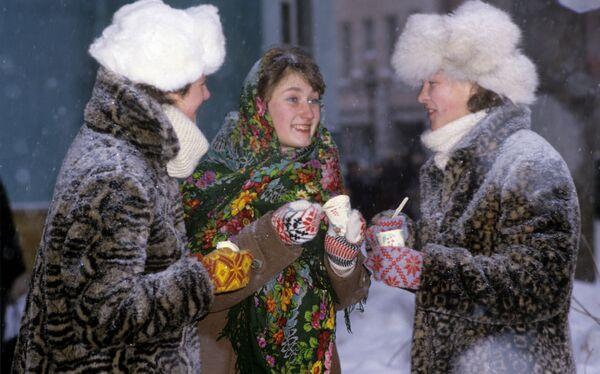Dziewczyny z lodami - Sputnik Polska