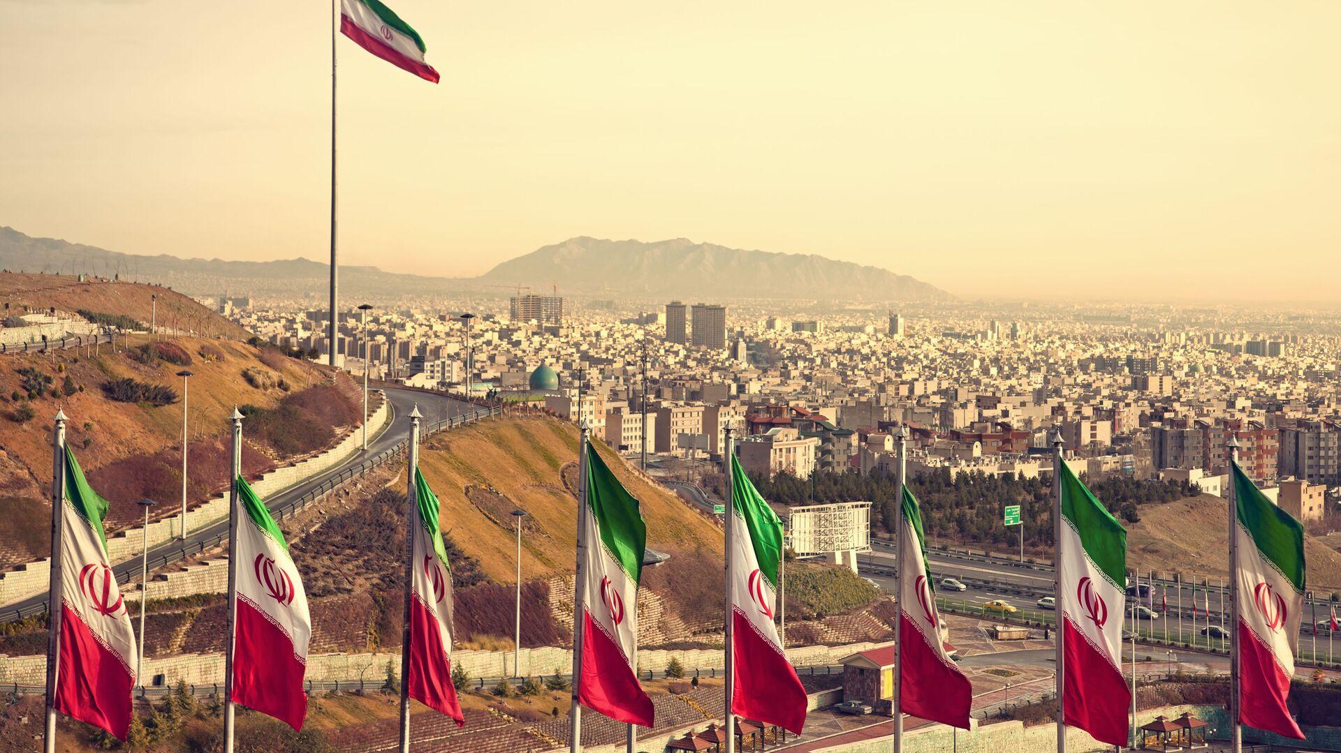 Teheran, Iran - Sputnik Polska, 1920, 09.09.2021