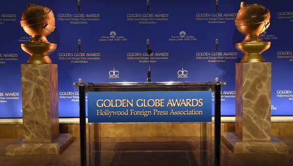 Golden Globe statues  - Sputnik Polska