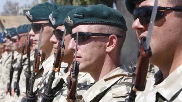 Polscy wojskowi w Iraku - Sputnik Polska