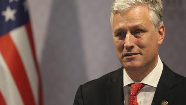 Doradca ds. bezpieczeństwa narodowego USA Robert O'Brien - Sputnik Polska