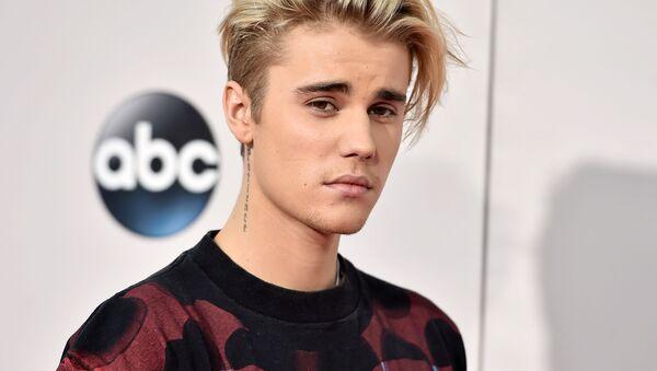 Kanadyjski piosenkarz Justin Bieber - Sputnik Polska